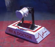 The Doctor KOB 2 arena