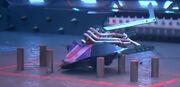 Vulcan floor rods