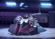 Vulcan TIFR arena