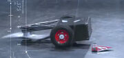 Broken Blades vs Po Feng minibot
