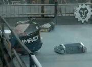 Pendulum vs Impact