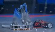 Reaper vs Silver Scorpion 2
