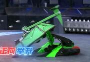 Emerald vs Snake 1