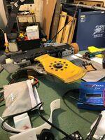Telekinesis workshop