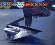 Vulcan flips Drift 3