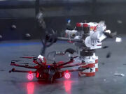 The Martian vs Drone 2