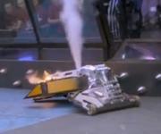 Hawk Hunter vs Spectre explosion