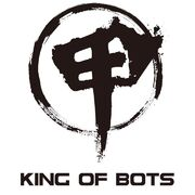 King of Bots logo