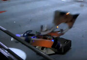 Furious George vs Saber-X