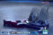 Reaper vs Silver Scorpion 1