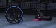 Straddle 2 vs Neon