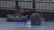 Amnesia vs X-303 vs Nelly the Ellybot 2