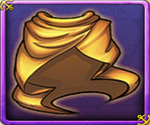 (Lv14) Crescent Cloak
