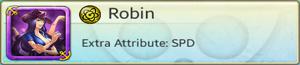 Bond Partner - Robin