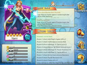 Nami Talents new