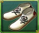 (Lv2) Pirates Cloth Shoes