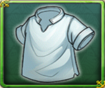 (Lv1) White T-Shirt