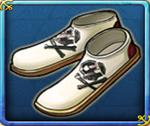 (Lv4) Canvas Shoes