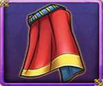 (Lv16) Glorious Cloak