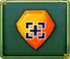 Orange Gem (Hit) Lv3