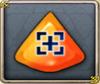 Orange Gem (Hit) Lv1