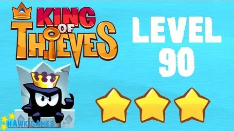 King of Thieves - Level 90