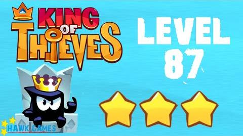 King of Thieves - Level 87
