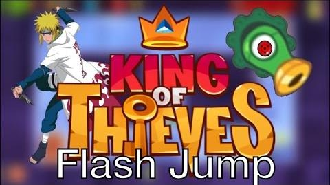 "King of Thieves How To Do ""Flash Jump"""