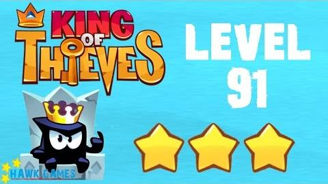 King of Thieves - Level 91