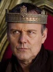 AnthonyHead as UtherPendragon