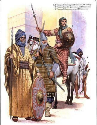 Saracen warriors 2 by byzantinum
