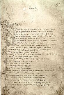 Gawain Manuscript