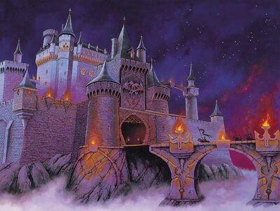 """Camelot Illustration"""