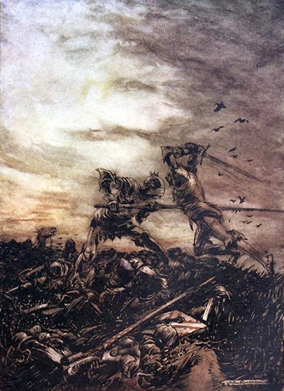 Battle Of Camlann Quondam Et Futurus Fandom Powered By
