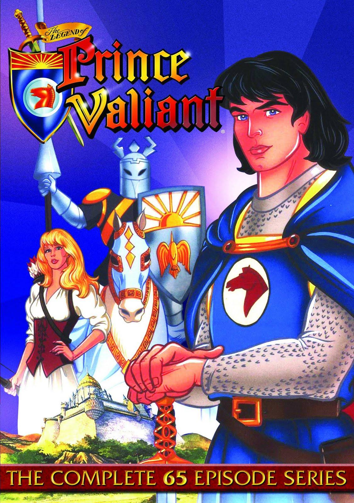 Prince Valiant | Quondam et Futurus | FANDOM powered by Wikia
