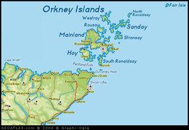 Orkney-islands