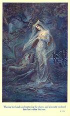 Merlin And Vivien by Speed Lancelot
