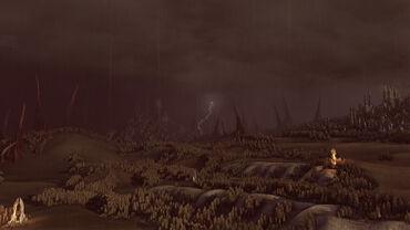 Fomorian Battlefield