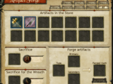 Forging Artifacts