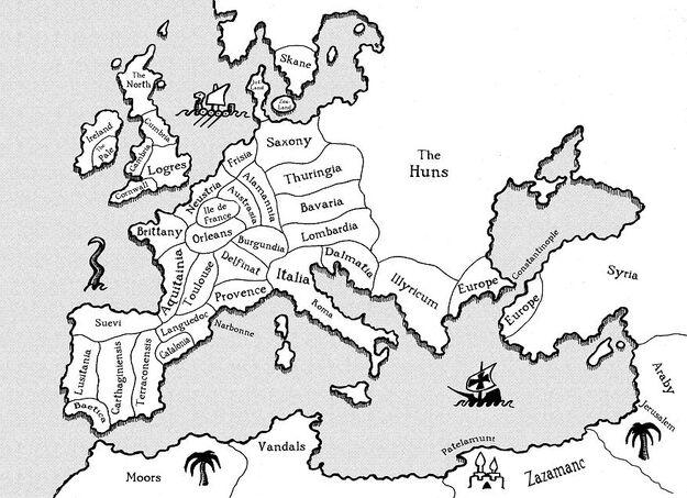 Mapeuropemedium