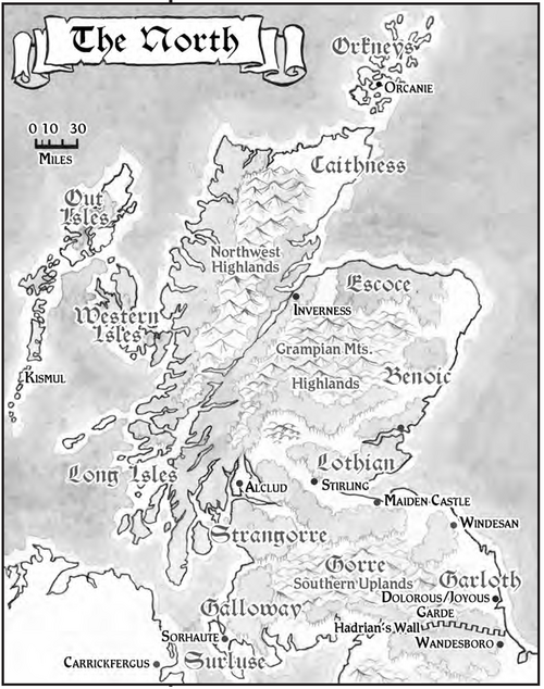 The North (Map)