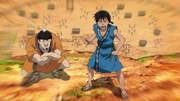 Shin Subjugates The Stateless Region anime S1