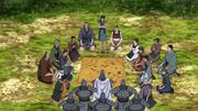 Hi Shin Unit Plans For Their Battle Plan anime S2
