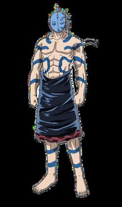 Ba Jio Character Design anime S1
