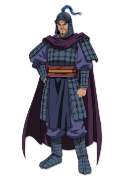 Baku Koshin Character Design anime S1