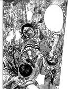 Kyou Mei killing her pursuers