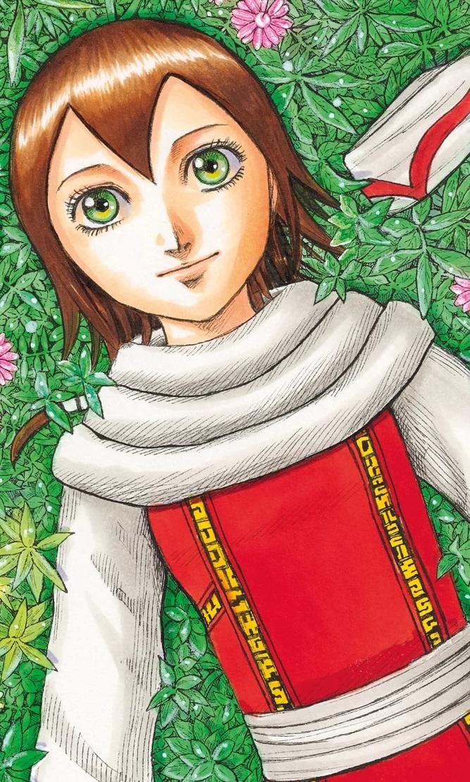 Kyou Shiki portrait
