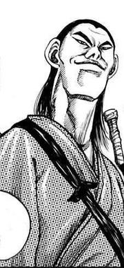 Kyou Ji portrait