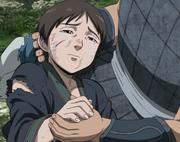 Shuu Cries As He Begs For Shin's Help anime S2