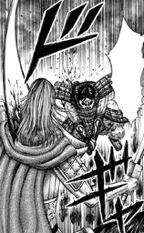Shin slays Mangoku